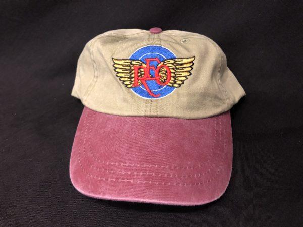 Reo Hat - Maroon