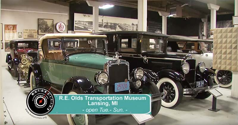 MotorCities National Heritage Area Destinations Video