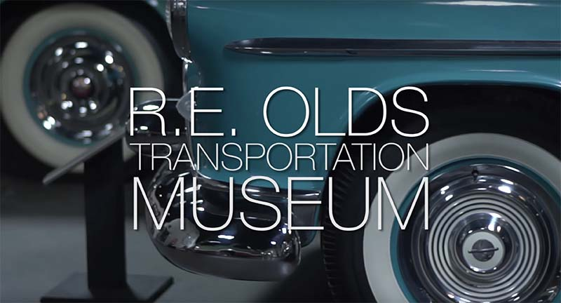 RE Olds Transportation Museum Promo