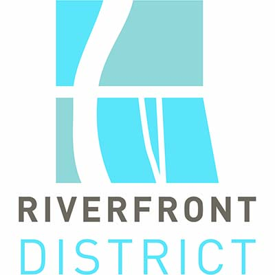 Riverfront District logo