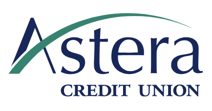 Astera Credit Union logo