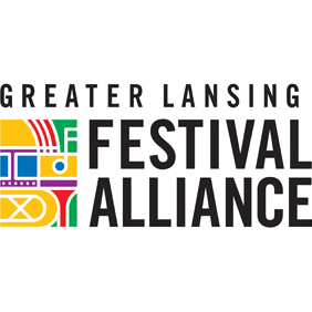 Greater Lansing Festival Alliance logo