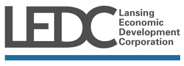 Lansing Economic Development Corporation logo