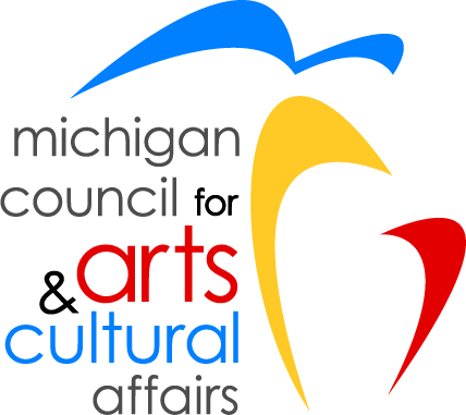 Michigan Council for the Arts & Cultural Affairs logo